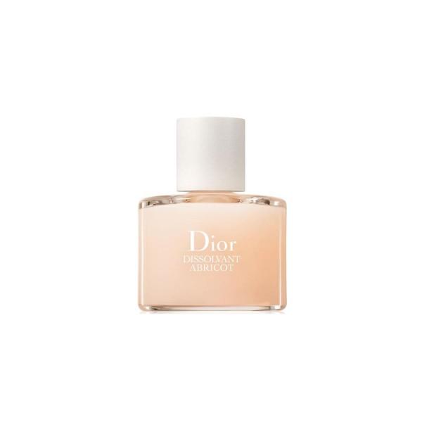 Dior dissolvant abricot laca de uñas
