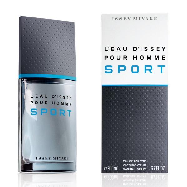 Issey miyake l'eau d'issey sport eau de toilette pour homme 200ml vaporizador
