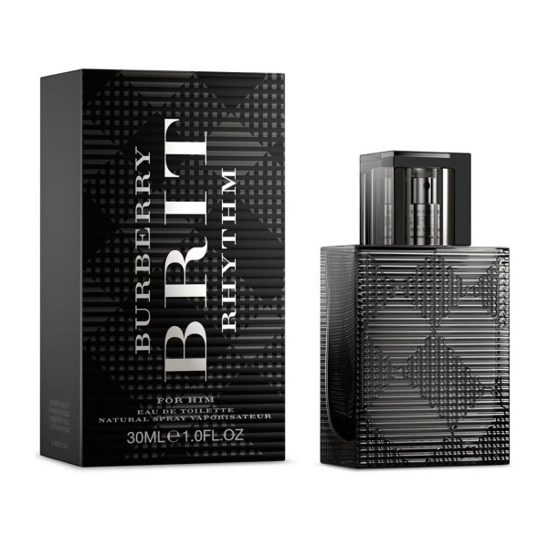 Burberry brit rhythm eau de toilette for him 30ml vaporizador