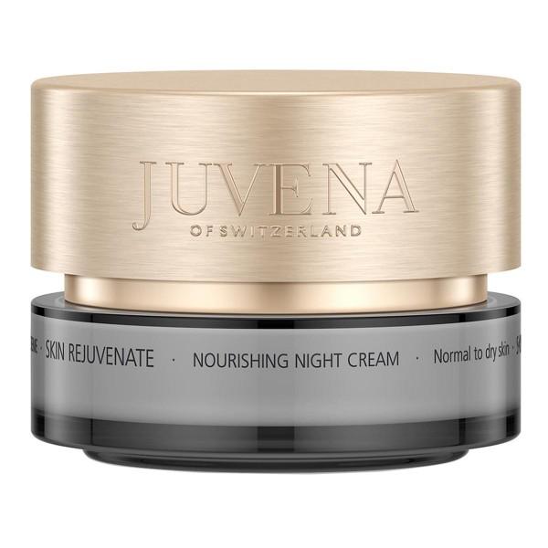 Juvena rejuvenate nourishing crema de noche piel normal y seca 50ml