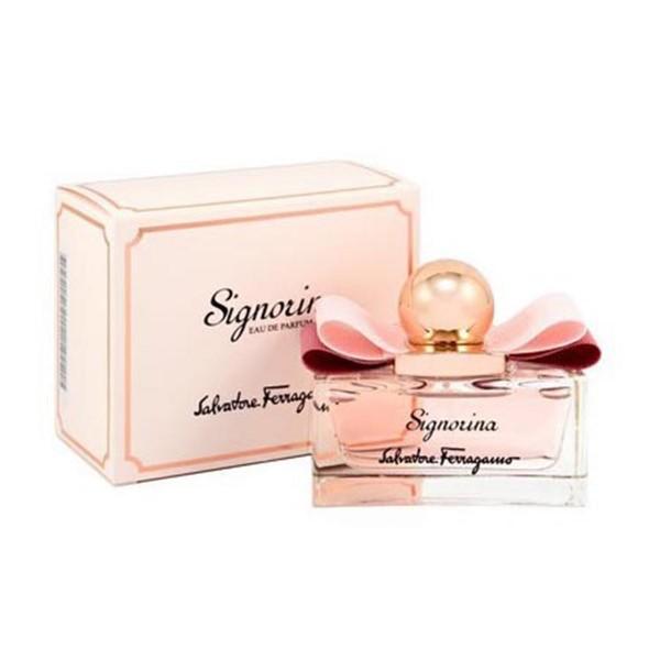 Salvatore ferragamo signorina eau de parfum 30ml vaporizador