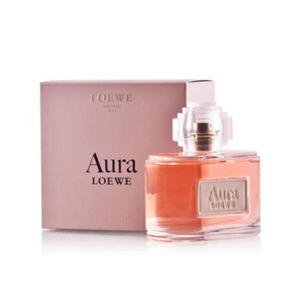 Loewe aura eau de parfum 120ml vaporizador