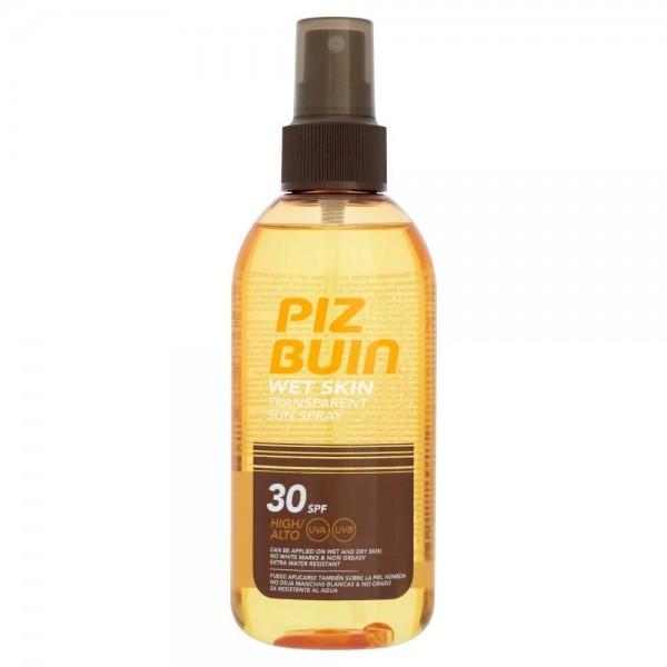 Piz buin wet skin transparent sun spray spf30 high 150ml