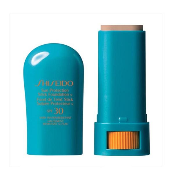 Shiseido sun protective stick foundation spf30 pair ivory