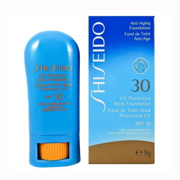 Shiseido uv protective stick foundation spf30 ocre