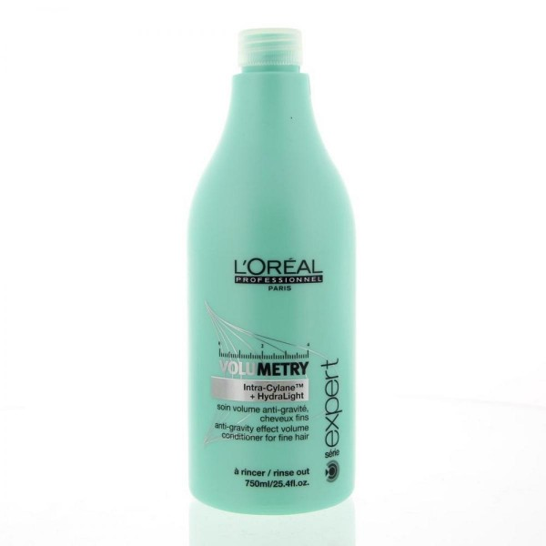 Loreal volumetry acondicionador 750ml