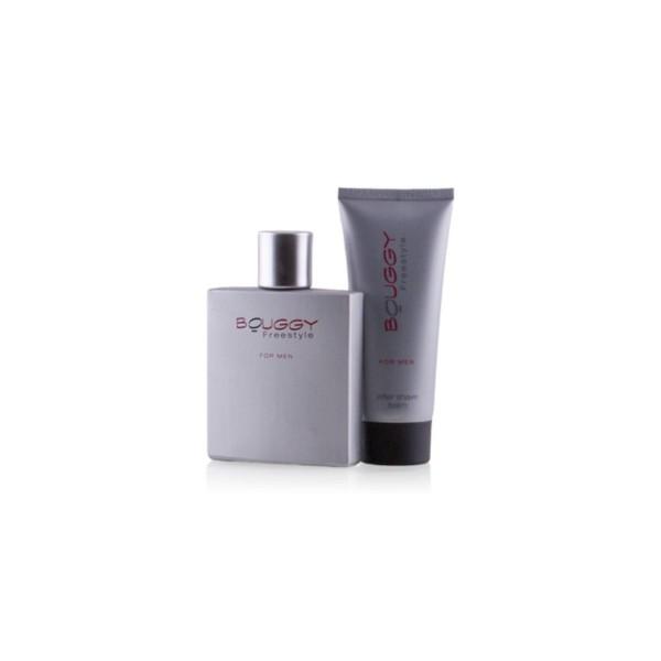 Bouggy for men eau de toilette 100ml vaporizador + after shave 100ml