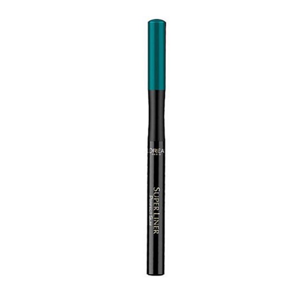 Loreal superliner perfect slim eyeliner 001 green