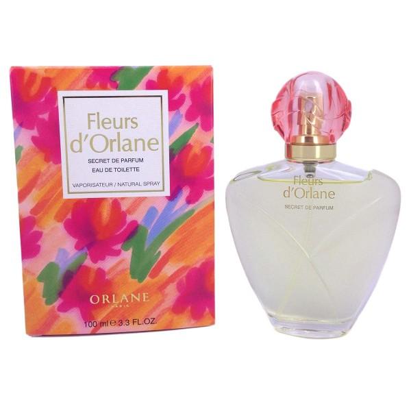 Orlane fleurs d'orlane eau de toilette 50ml vaporizador