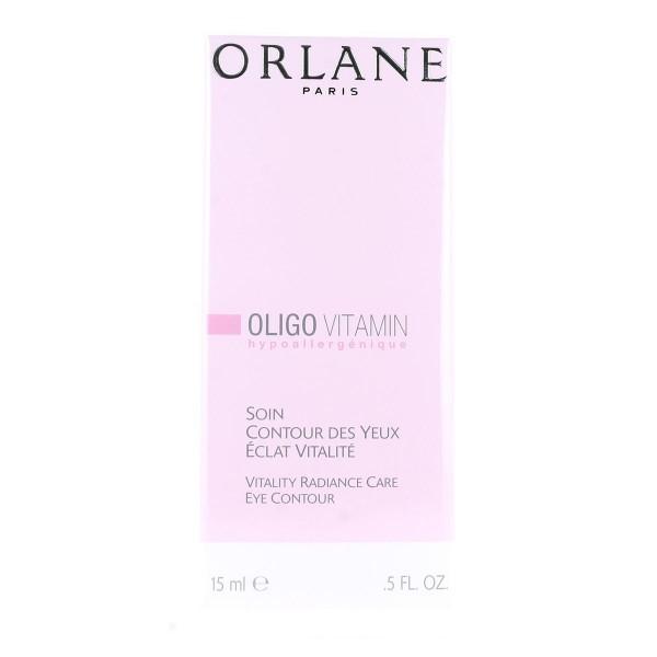 Orlane oligo vitamin crema de ojos 15ml