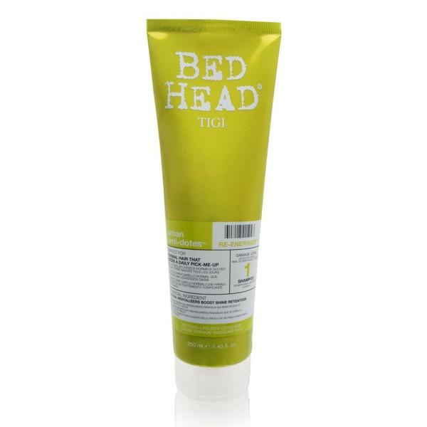 Tigi bed head re-energize champu 250ml