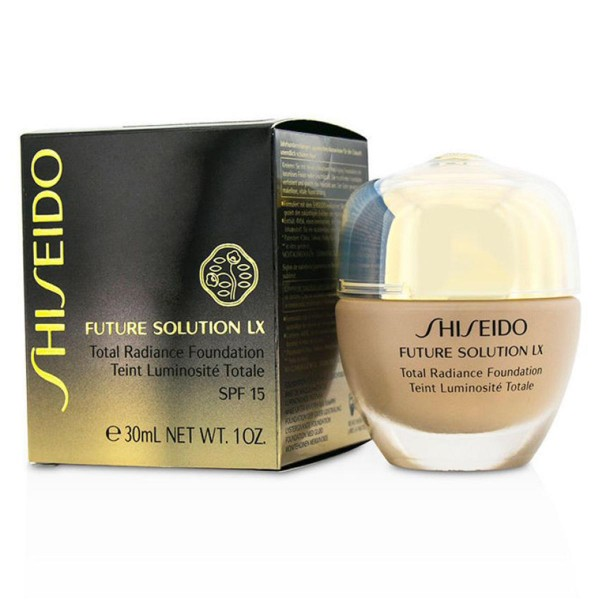 Shiseido total radiance foundation b40