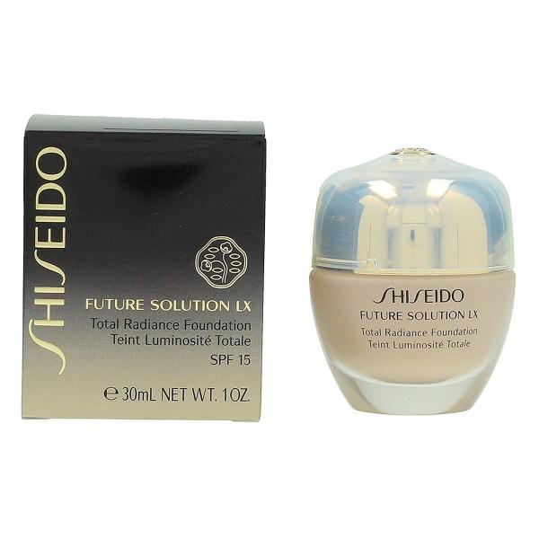 Shiseido total radiance foundation o40