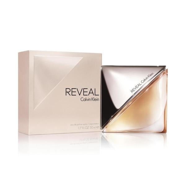 Calvin klein reveal eau de parfum 50ml vaporizador
