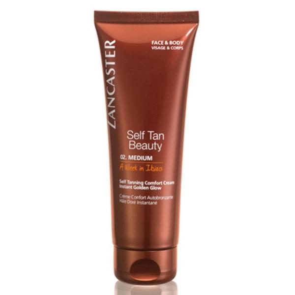 Lancaster self tan beauty gel autobronceador 02 medium a week in ibiza 125ml