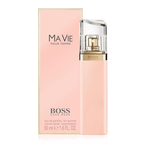Hugo boss ma vie eau de parfum pour femme 50ml vaporizador