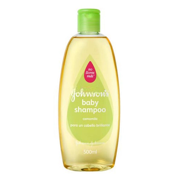 Johnson's baby champu camomila 500ml