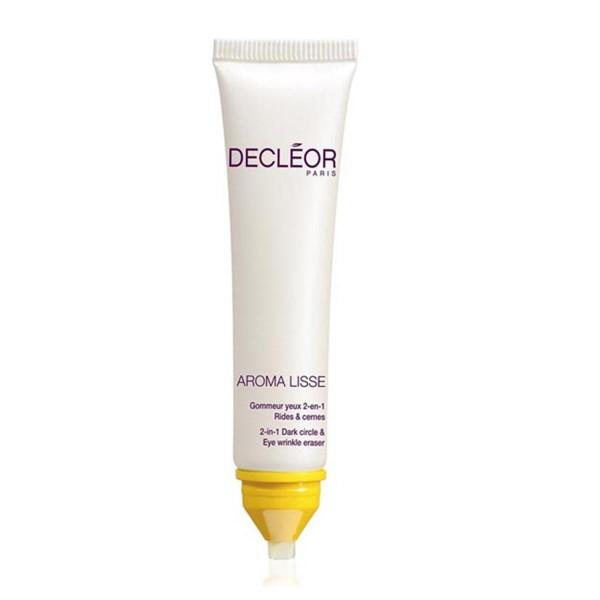 Decleor aroma lisse gommeur ojos 2-en-1 15ml