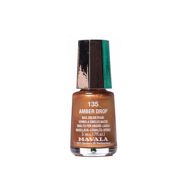 Mavala nail laca de uñas 135 amber drop