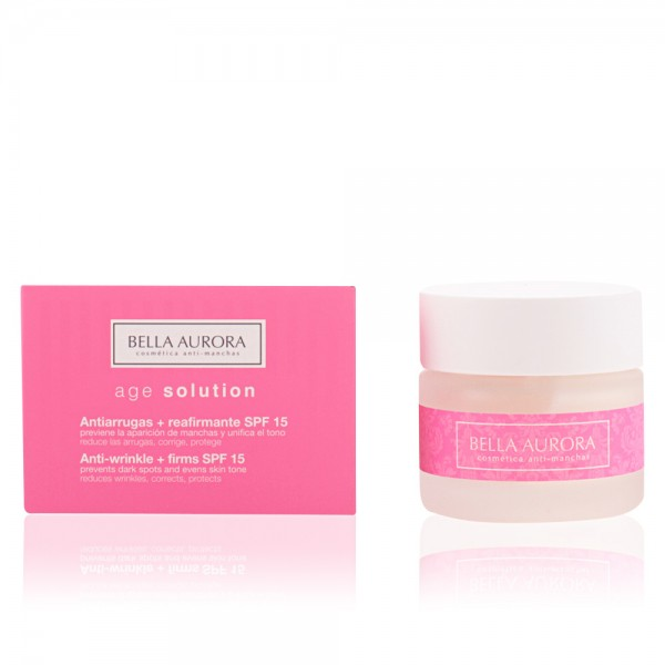 Bella aurora 50 ml.