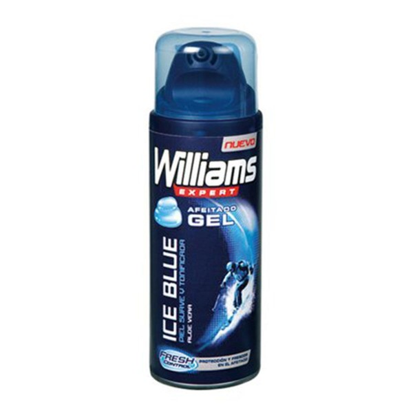 Williams gel de afeitar 200ml