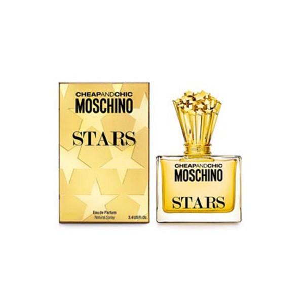 Moschino cheap & chic stars eau de parfum 50ml vaporizador