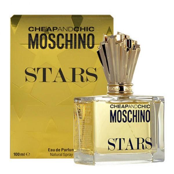 Moschino cheap & chic stars eau de parfum 100ml vaporizador