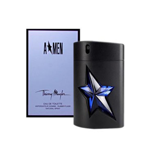 Thierry mugler amen eau de toilette rellenable rubber 100ml vaporizador