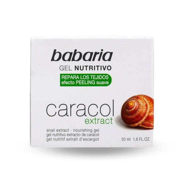 Babaria gel nutritivo extracto de caracol 50ml