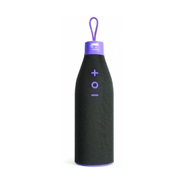 Ot by fonestar colabottle morado altavoz inalámbrico bluetooth 3w rms micrófono integrado manos libres