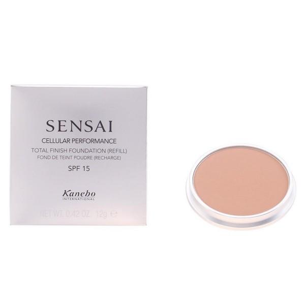 Kanebo sensai cellular performance total finish foundation relleno tf13