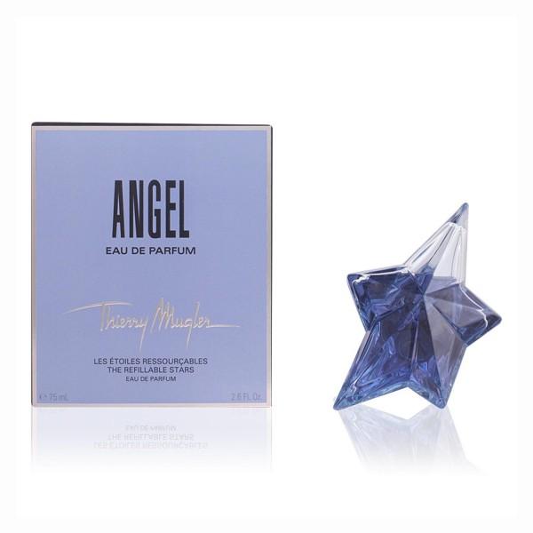 Thierry mugler angel eau de parfum 75ml refillable vaporizador