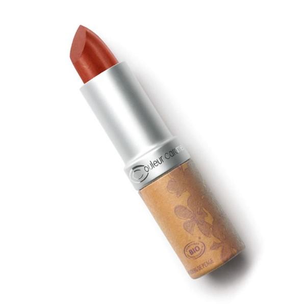 Couleur caramel rouge a levres glossy barra de labios 259 light beige
