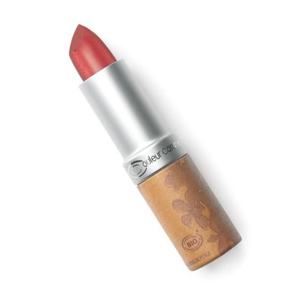 Couleur caramel rouge a levres glossy barra de labios 217 pearly garnet