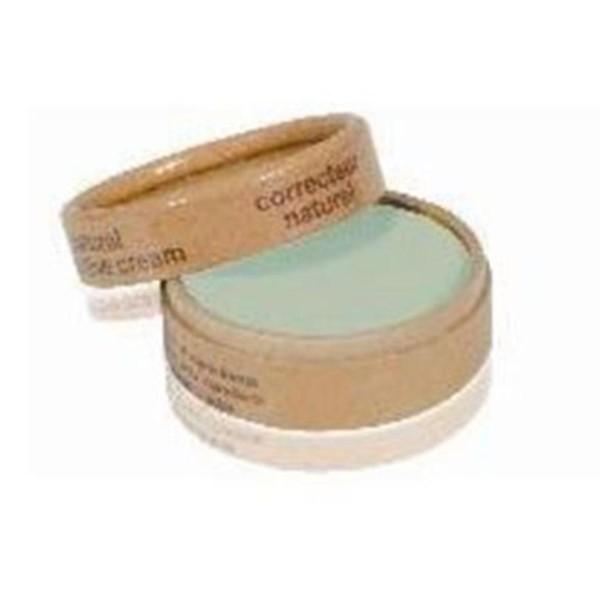 Couleur caramel redness concealer- green corrector natural 16