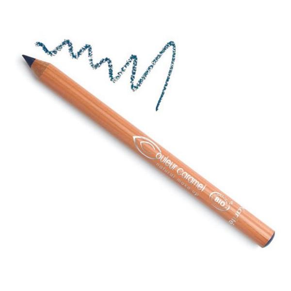 Couleur caramel natural makeup eye pencil 36 blue canard