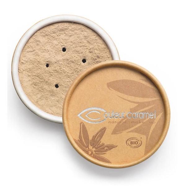 Couleur caramel bio mineral foundations polvos 12