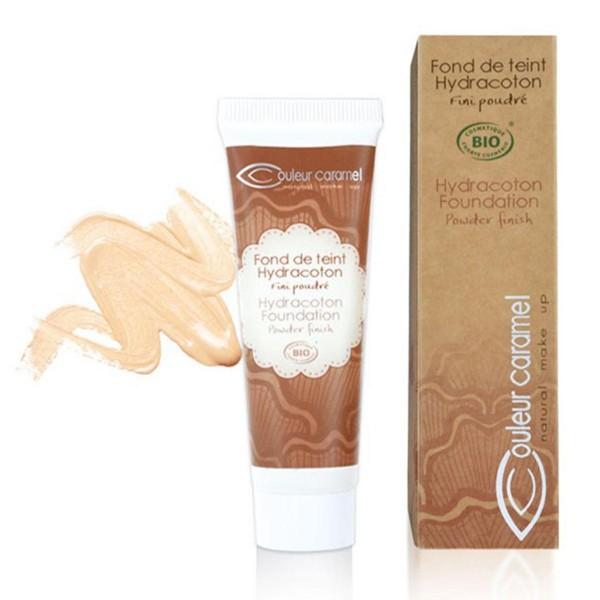 Couleur caramel hydracoton foundation base de maquillaje 11 ivory