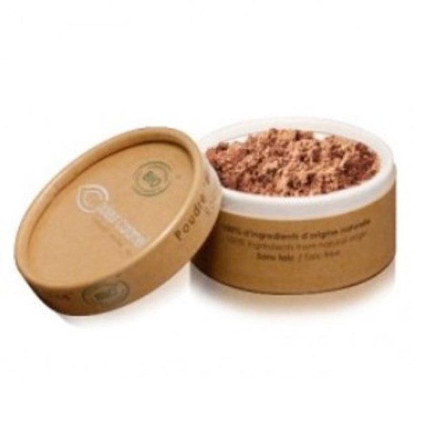 Couleur caramel bio mineral radiance polvos 820