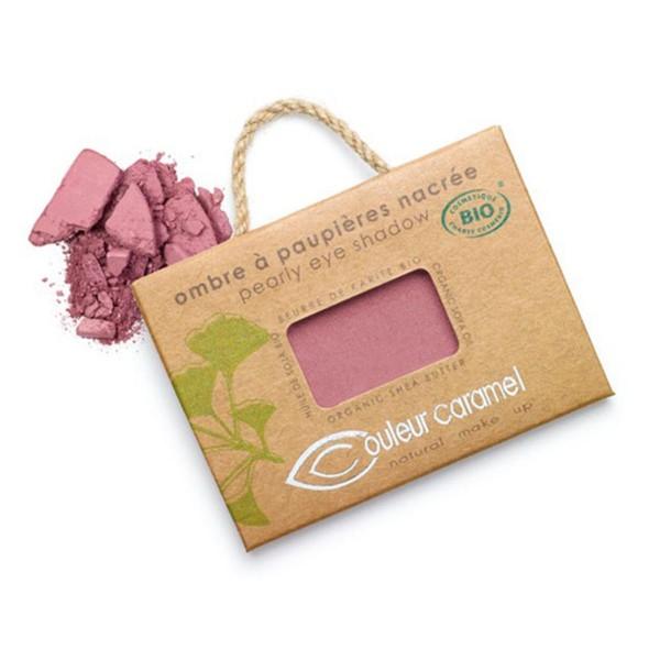 Couleur caramel ombre a paupieres mate sombra de ojos 111 pearly bohemia pink
