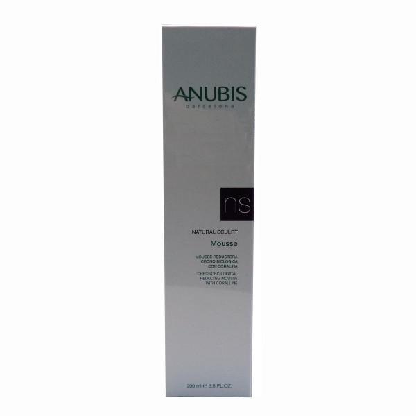 Anubis anubis espuma desmaquillante natural sculpt 200ml