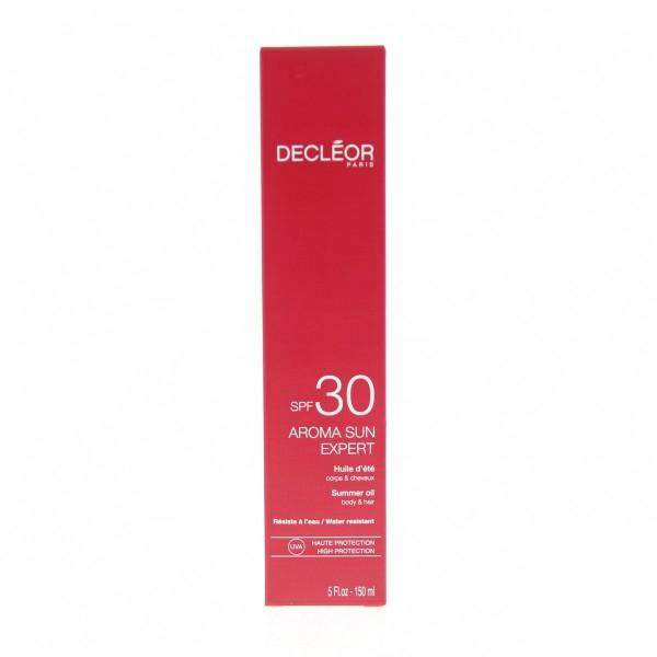 Decleor aroma sun expert huile d'ete 150ml