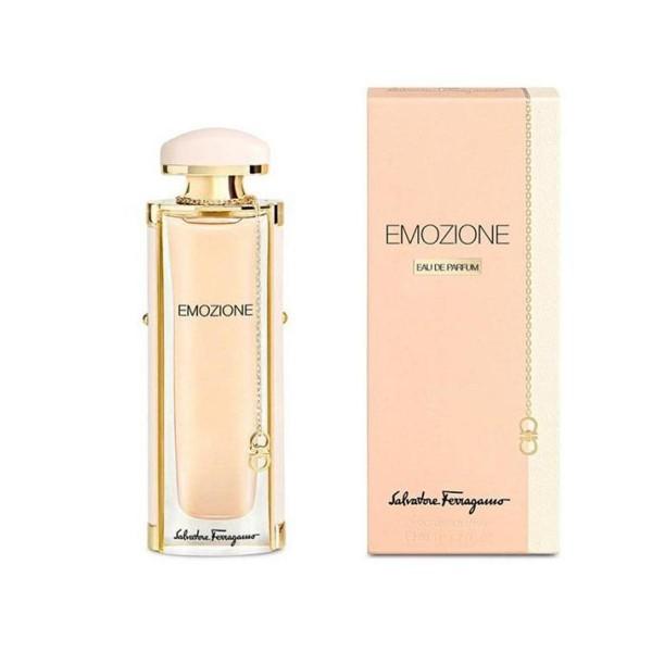 Salvatore ferragamo emozione eau de parfum 50ml vaporizador