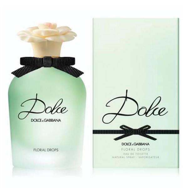 Dolce & gabbana dolce floral drops eau de toilette 50ml vaporizador
