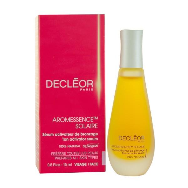 Decleor aromessence solaire serum activateur de bronzage 15ml