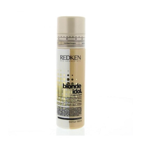 Redken blonde idol dual acondicionador gold 250ml