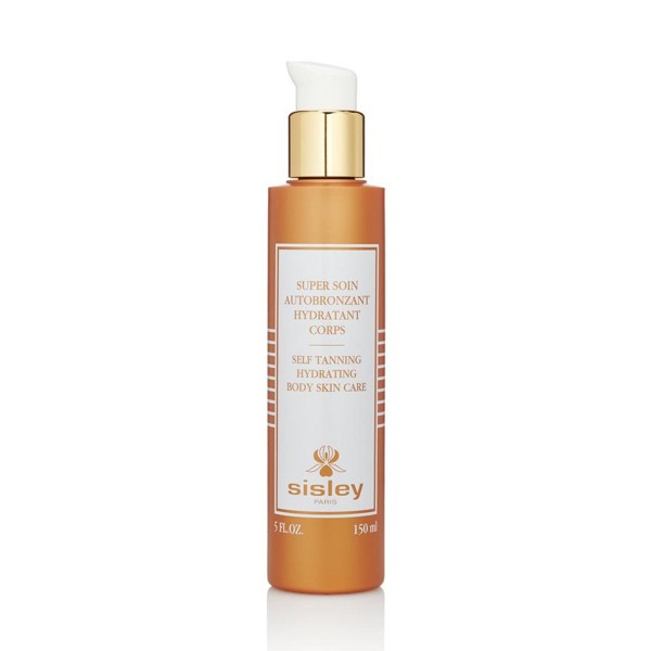 Sisley super soin autobronzant hydratant crema corporal 150ml