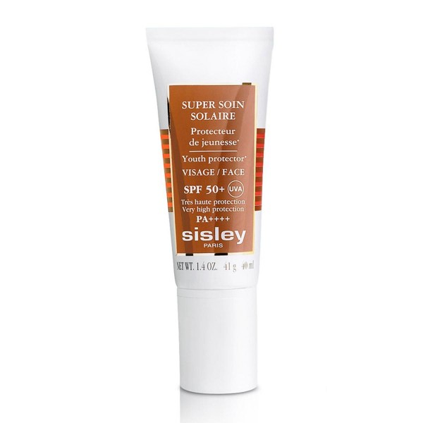 Sisley super soin solaire crema facial spf50+ 40ml
