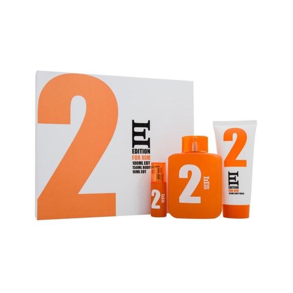SET Dyal e edicion for hime 2 eau de toilette 100ml vaporizador + eau de toilette 10ml + gel de baño 150ml