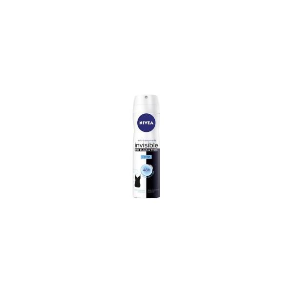 Nivea invisible fresh desodorante spray 200ml vaporizador